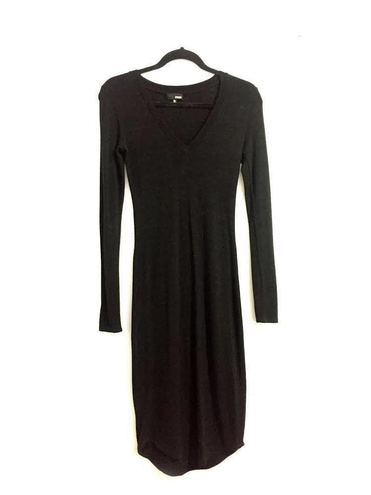 Aritzia Wilfred Free Knit Dress XS
