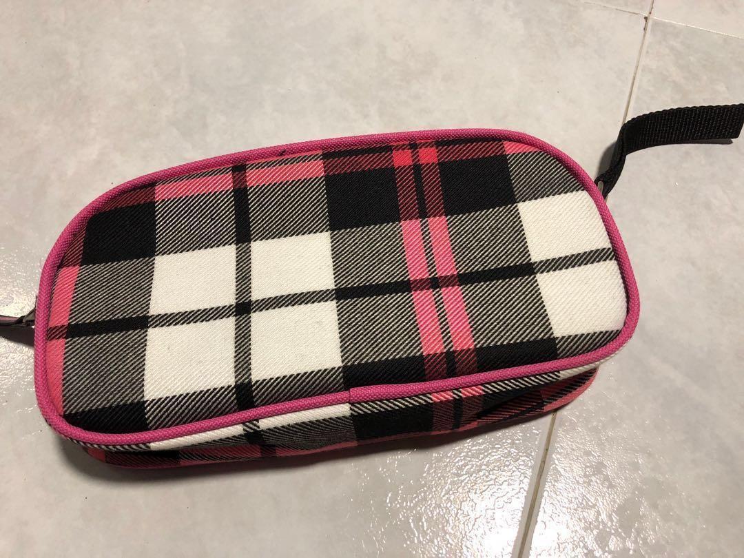 Authentic Converse Pencil Case/Make Up Pouch