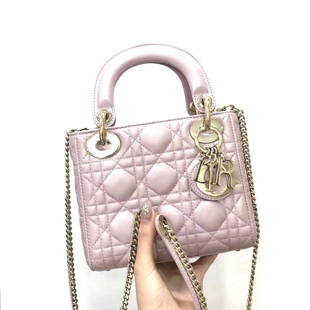 Authentic Pre-loved Christian Dior Mini Lady Dior