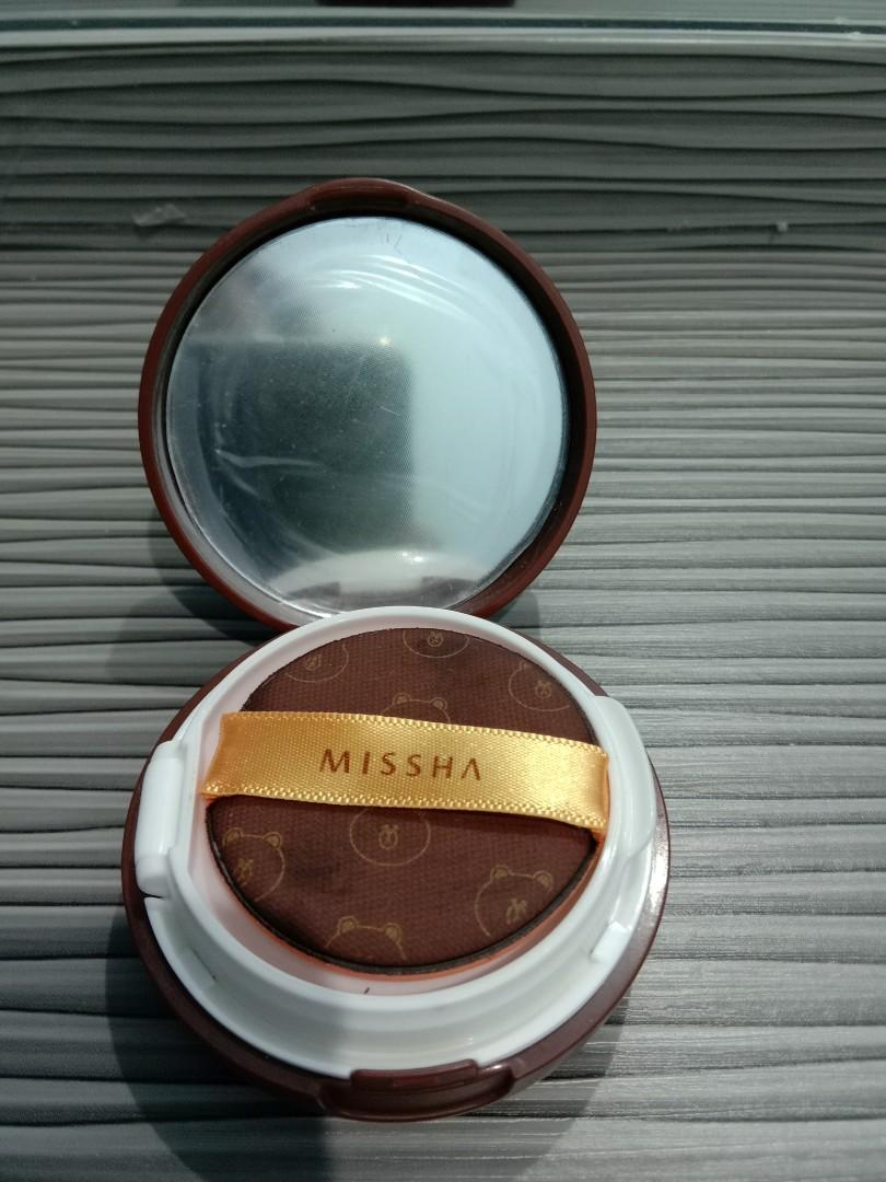 Blush on Missha Line Edition