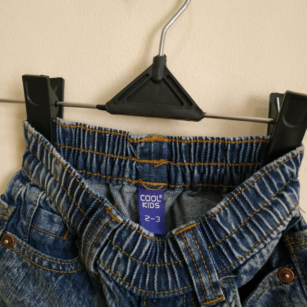 Celana COOL KIDS Size 2-3 Tahun
