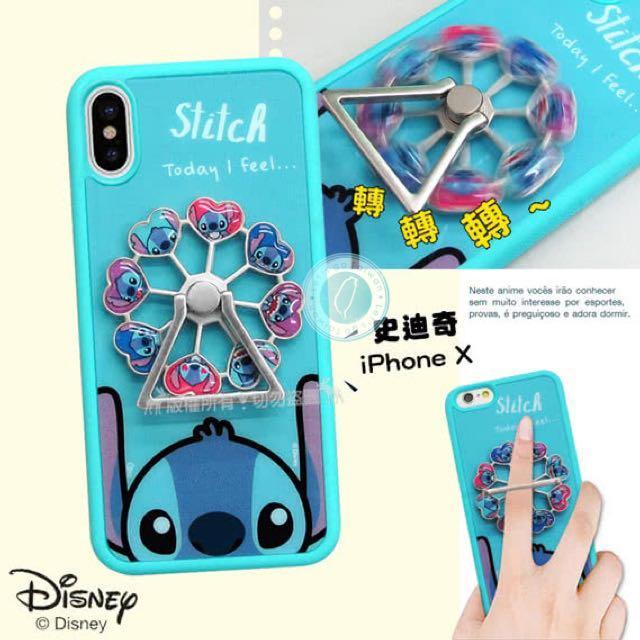 🏰Disney迪士尼正版授權摩天輪指環扣防滑支架手機殼📱手機套 iphone case