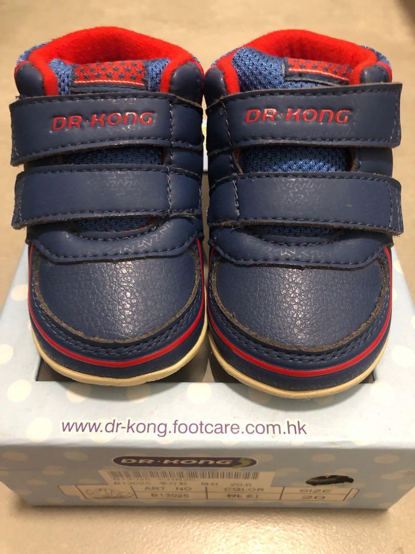 Dr Kong 幼兒鞋
