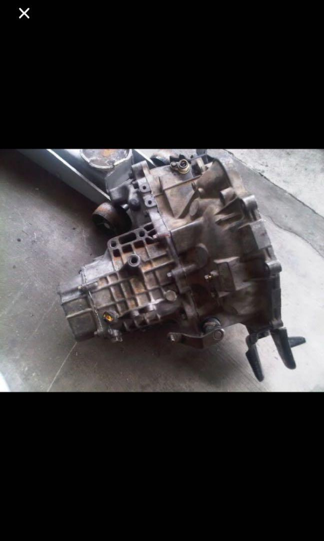 Final drive 4.6 Mivec gearbox for cs3
