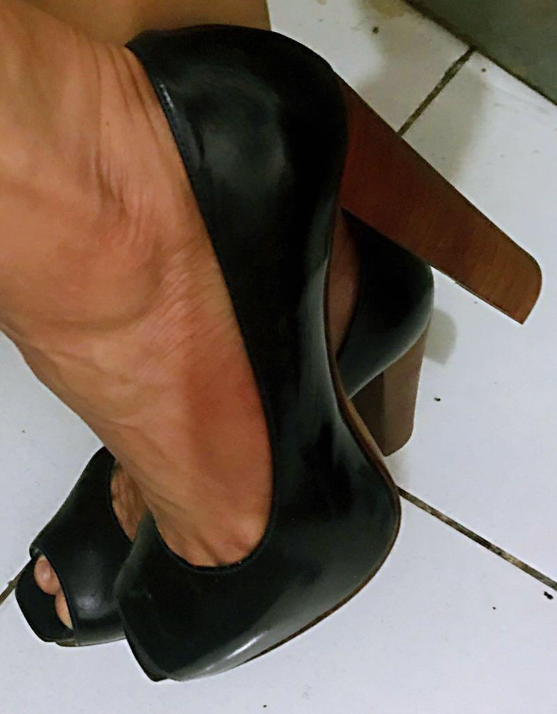 FIX PRICE❤️BELI DI LINEA PLAZA SENAYAN 💃 UNISA BRAND ORIGINAL 12 cm WOMEN SHOES