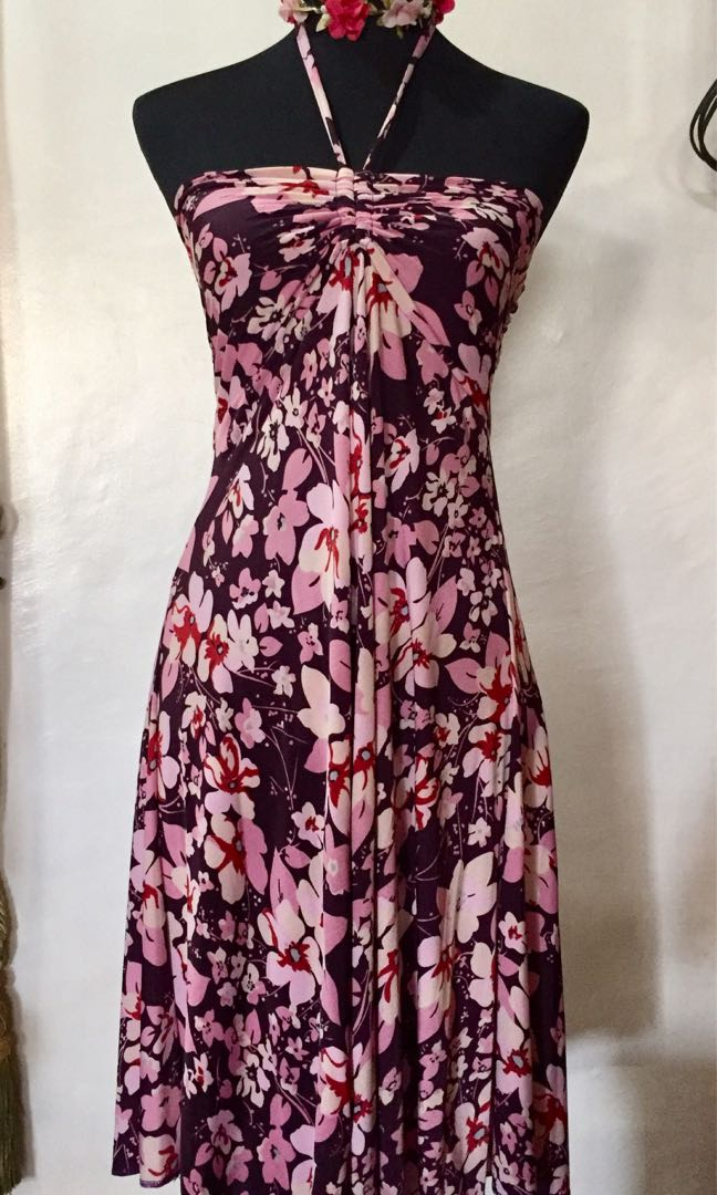 d6334946b96 Get Laud Pink Floral Dress on Carousell