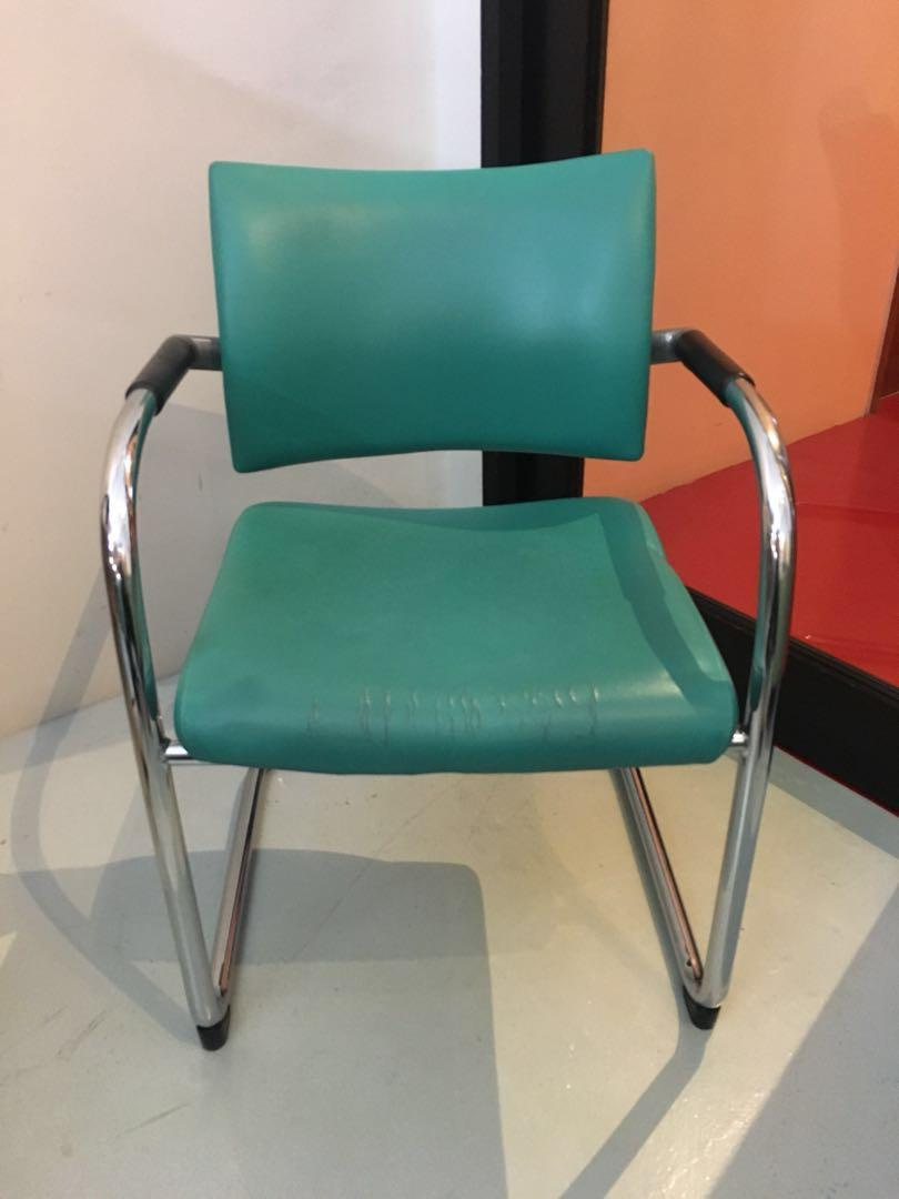 Green (turquoise) relax chair