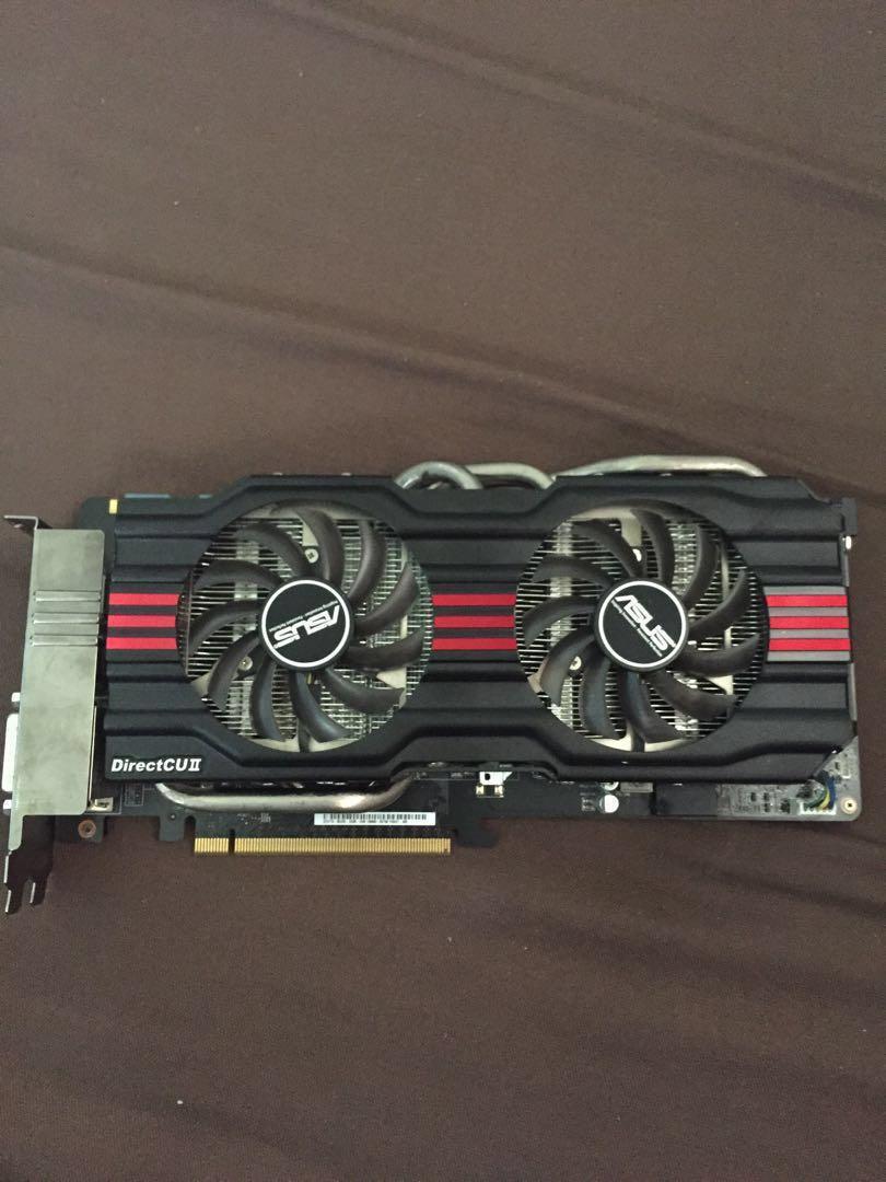 GTX 770 OC 2GB Asus