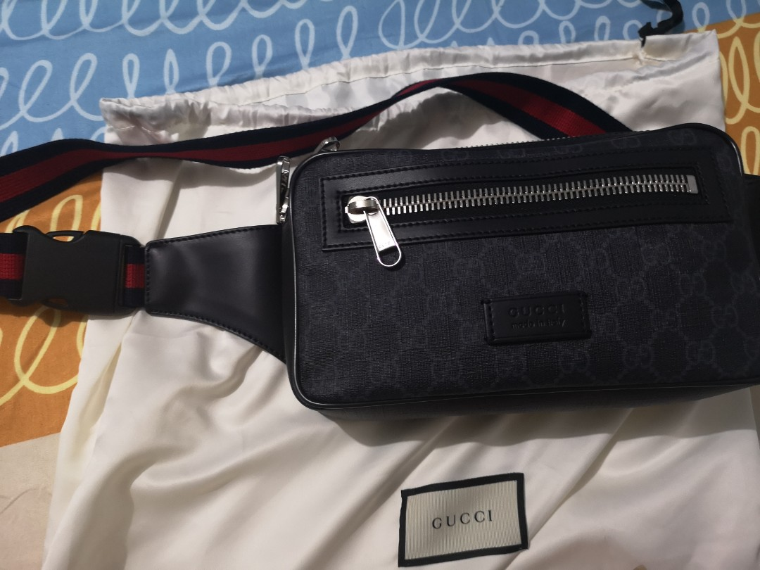 003979820689 Gucci belt bag, Luxury, Bags & Wallets, Sling Bags on Carousell