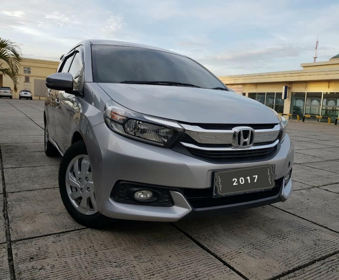 Honda Mobilio FL type E / 1.5 CVT 2017 tdp 19.9 jt