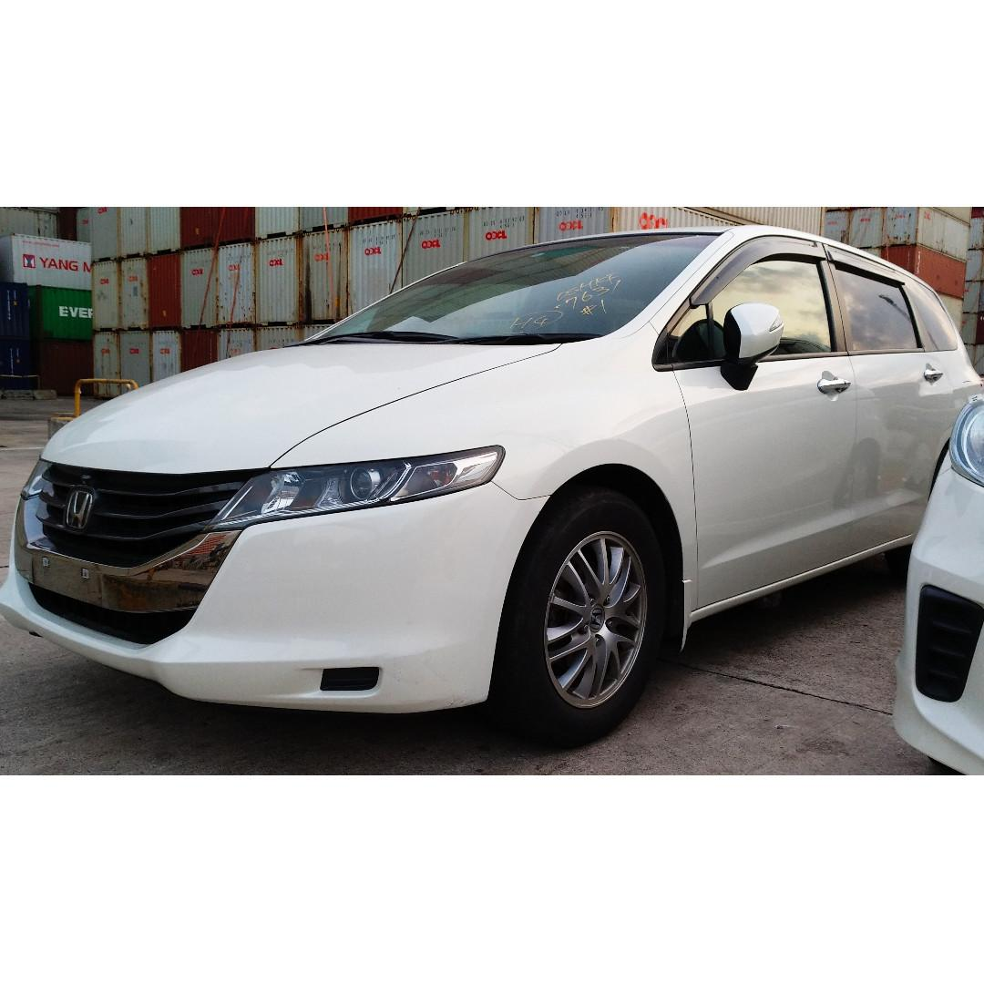 HONDA ODYSSEY 2.4 LI Luxury Intelligence CMBS EDITION 2010 PEARL
