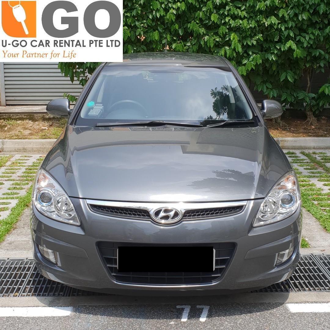 Hyundai i30 1.6 Auto Sunroof  FOR RENT/ GRAB / GOJEK/ TADA / PERSONAL USEAGE