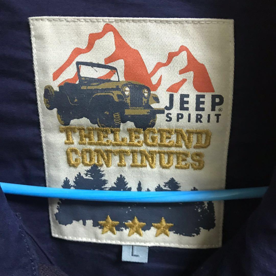 Jeep 民族風外套