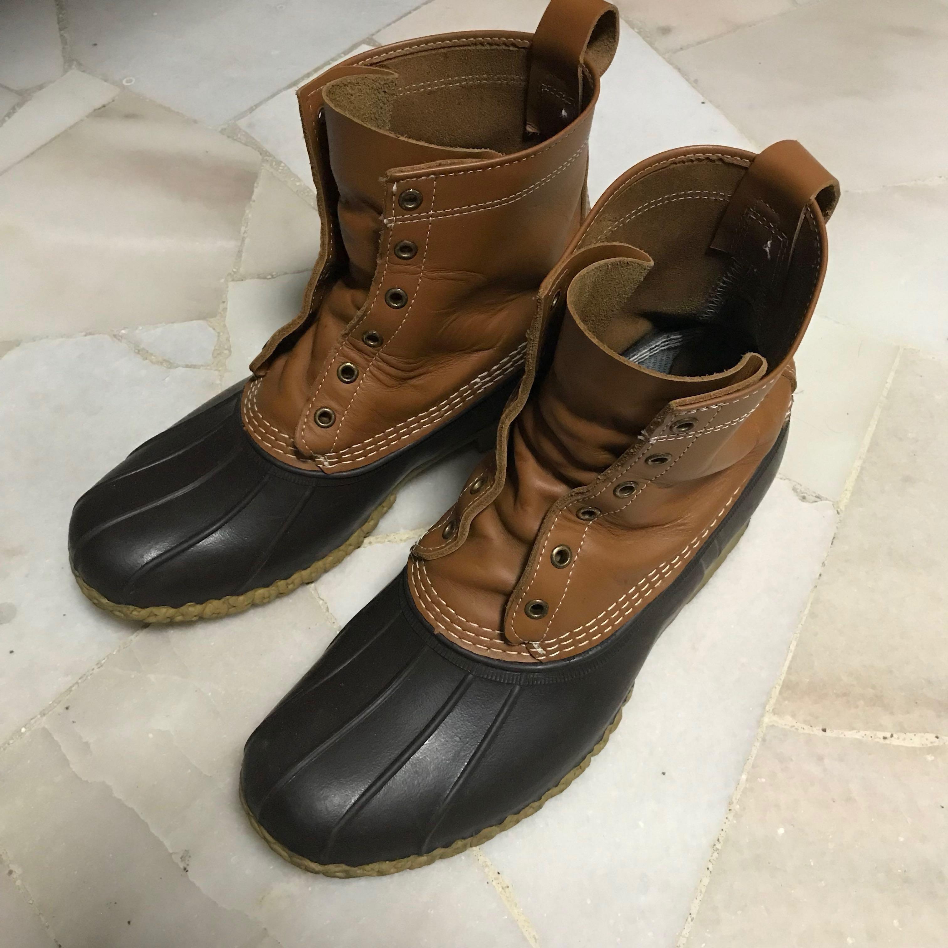 0102a7769734a LL Bean - Bean boots/ rain boots/ winter boots