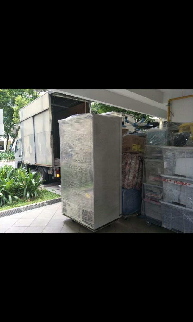 Lorry mover call 92385843 JohnsionMover