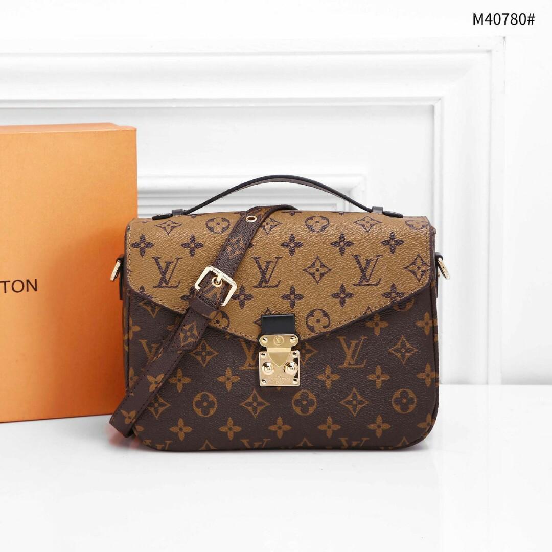cf356033bba43 [LOUIS VUITTON METIS REVERSE SELEMPANG M40780] Tas Fashion Wanita Impor  Murah on Carousell