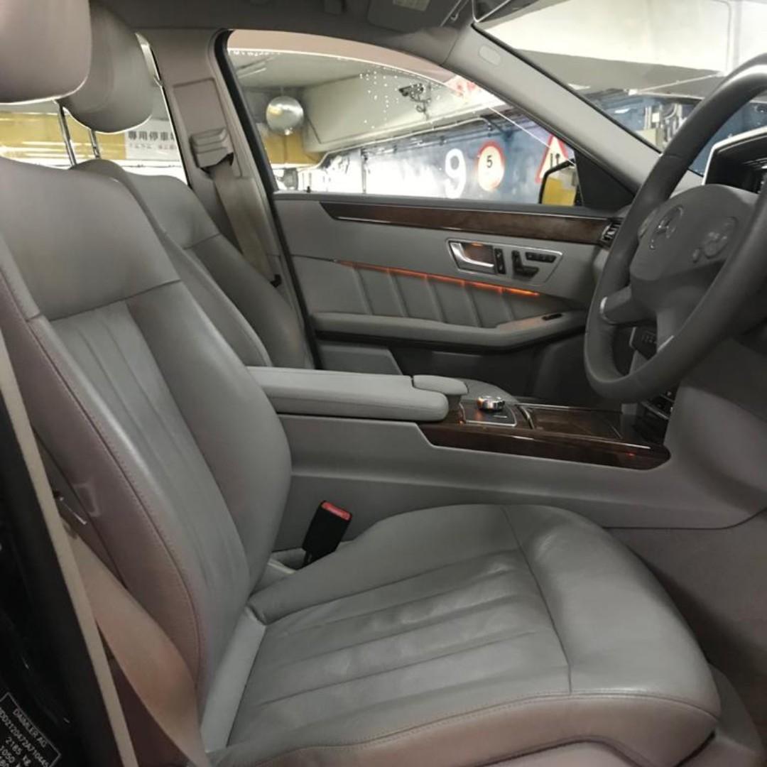 MERCEDES-BENZ E250 2013