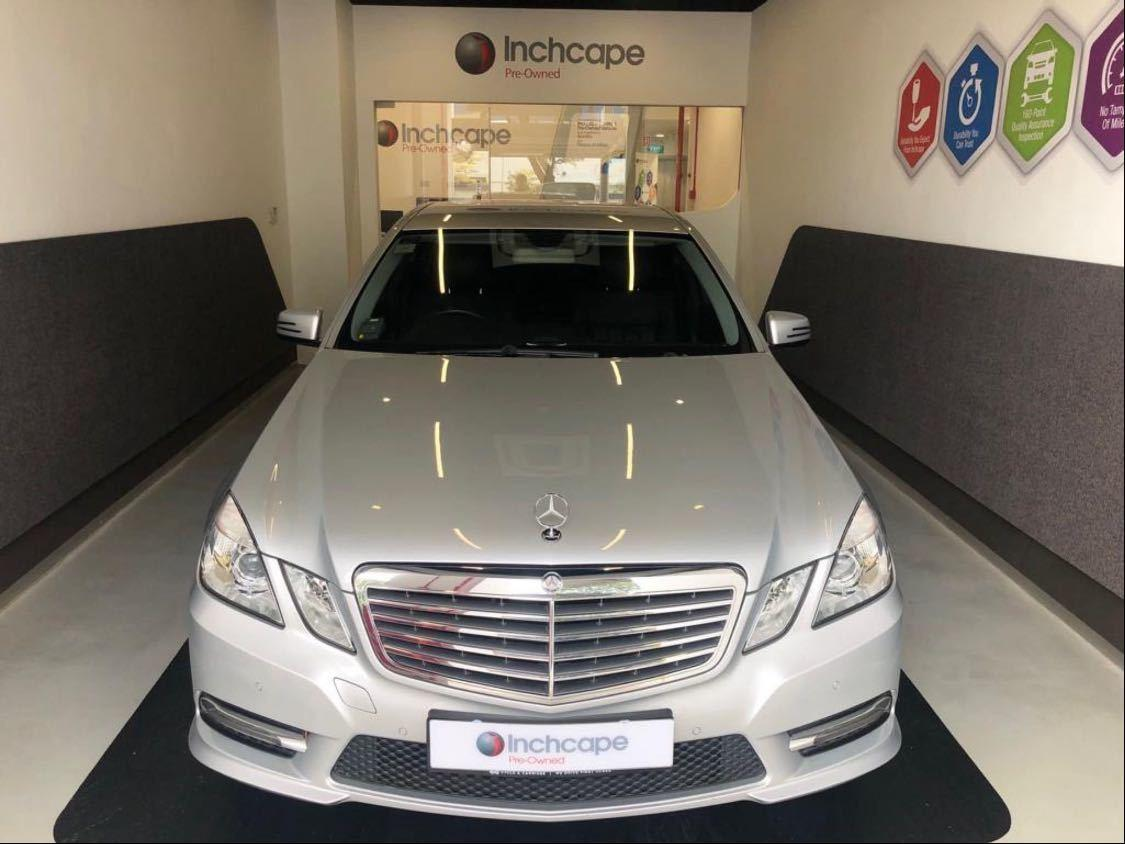 Mercedes-Benz E250 CGI BlueEfficiency Elegance Auto