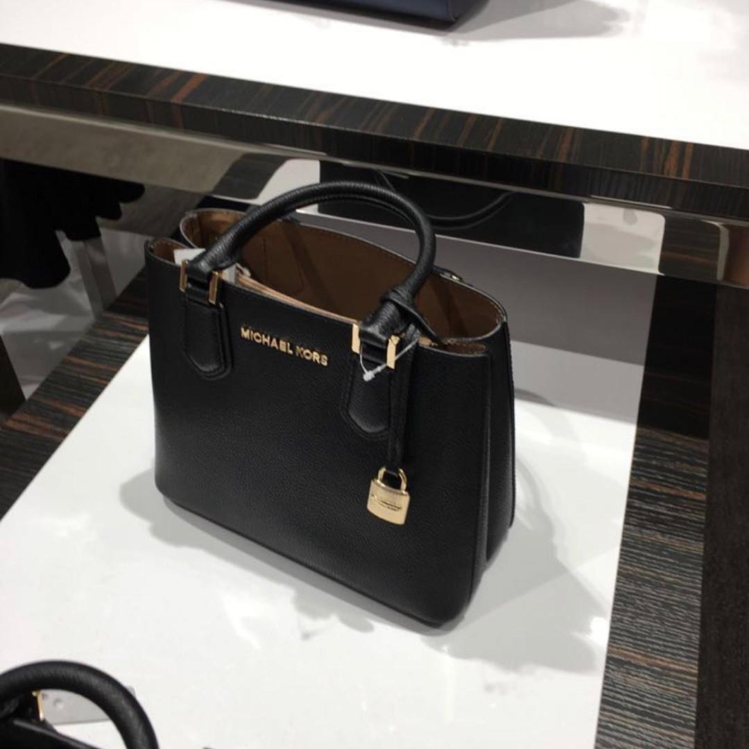 Michael Kors Adele Messenger Bag