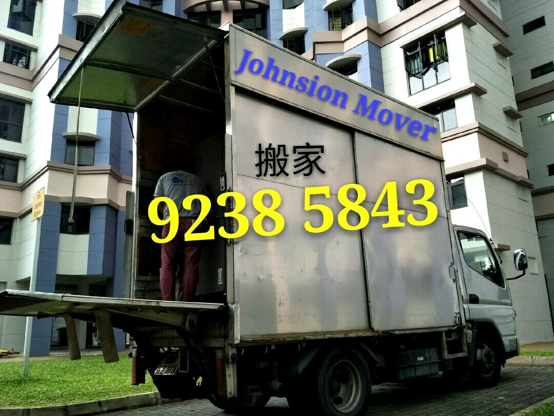 Mover call 92385843 JohnsionMover