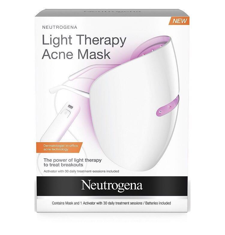 Neutrogena light therapy acne mask (unlimited use)