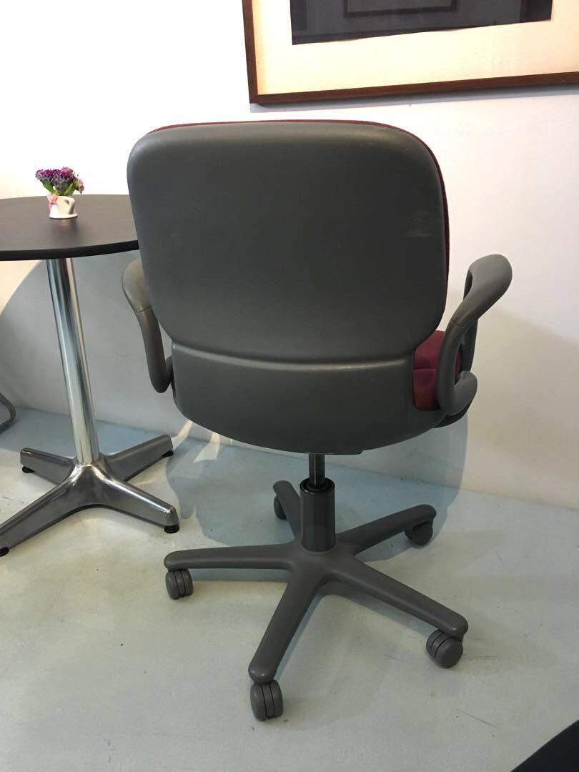 Office chair by Steelcase