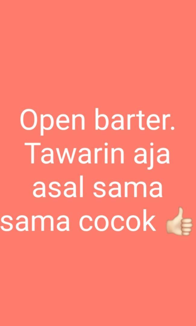 Open bartee