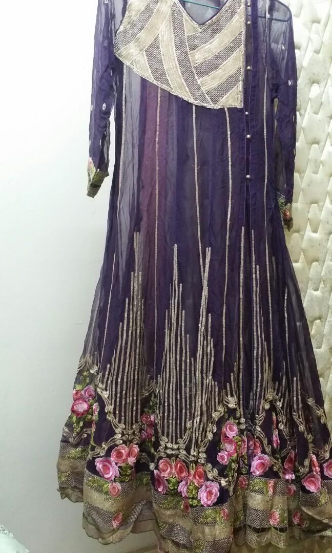 pakistani dress 90%new