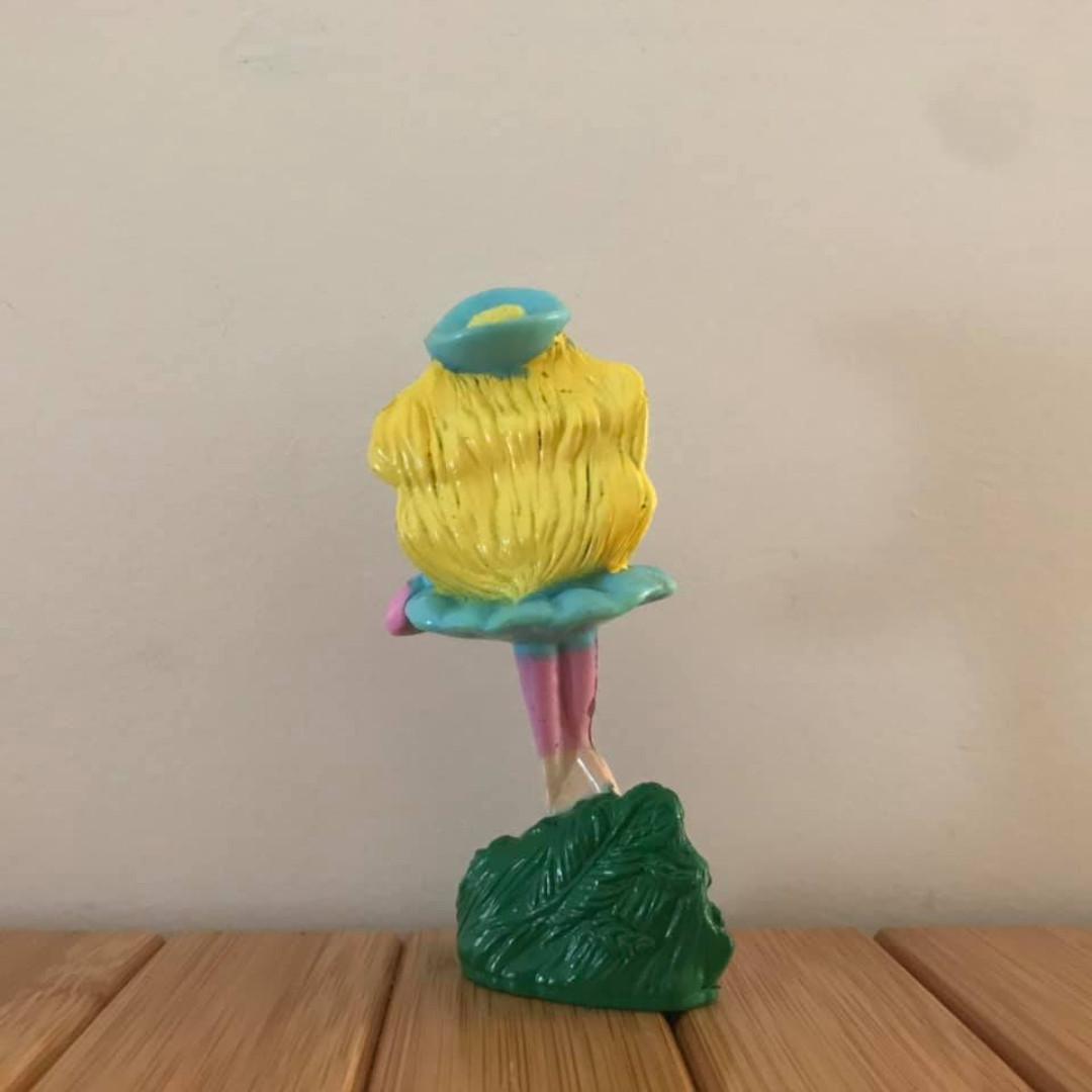 Preloved 10cm Vintage 1993 McDonalds Australia Figure Plastic