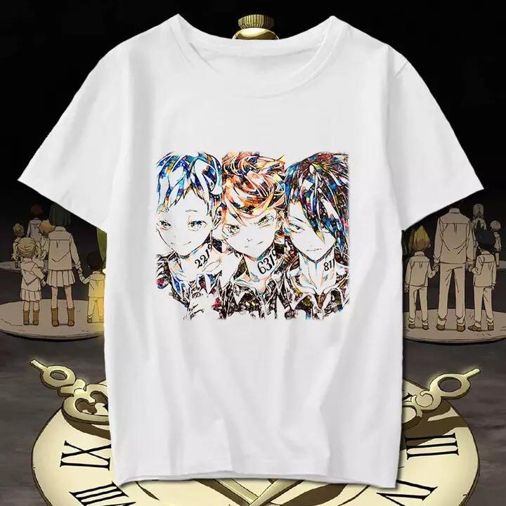 (PRE-ORDER) The Promised Neverland | Yakusoku no Neverland t-shirt