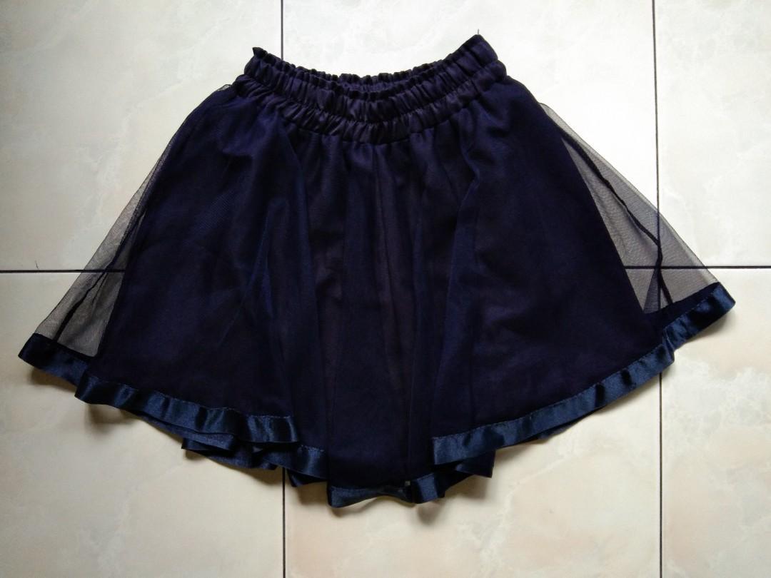 Rok celana tutu