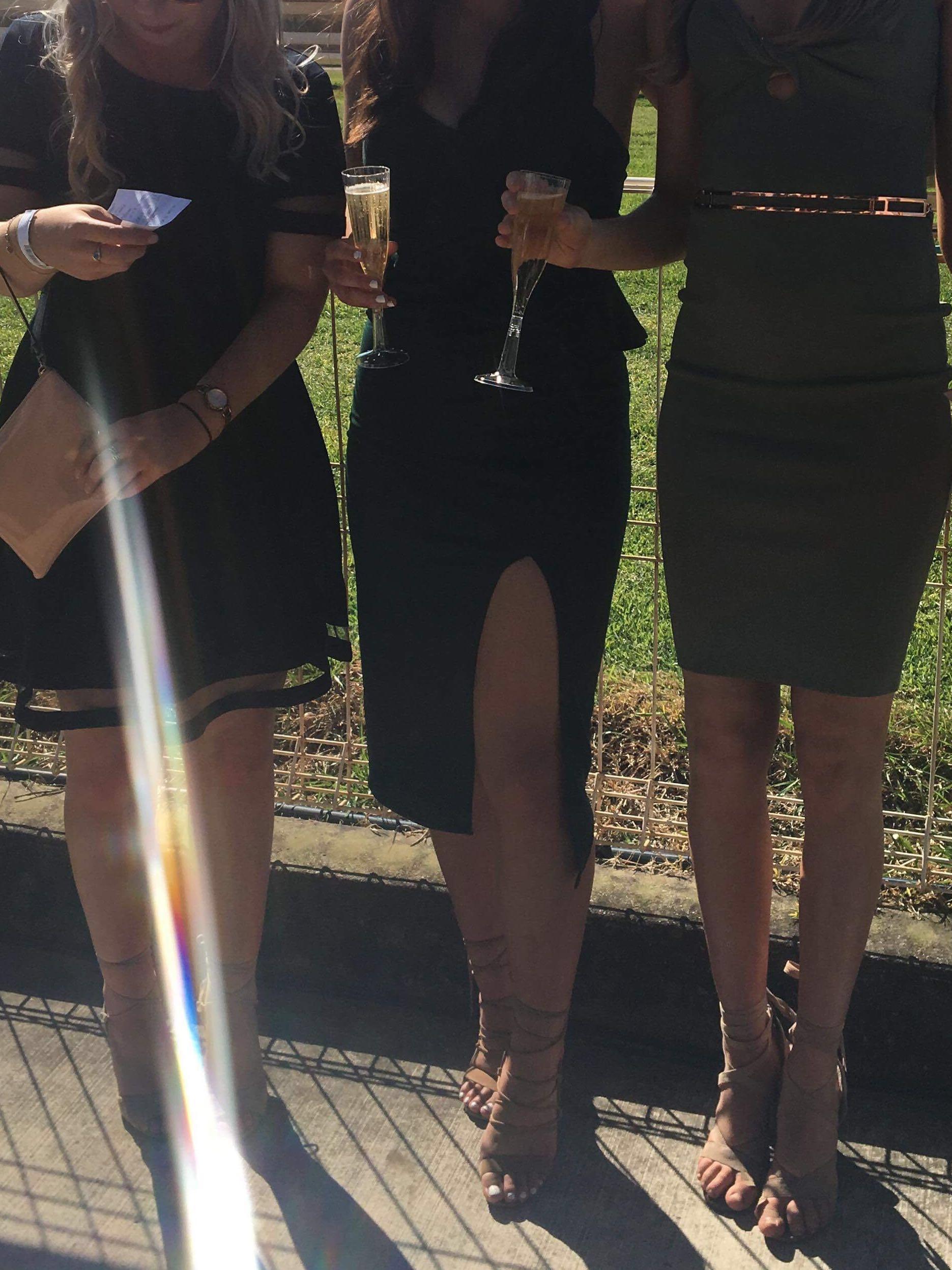 RRP$75 Worn Once Hello Molly Caruso MIDI Dress Size 10