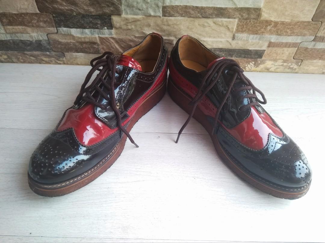 Sepatu Hushpuppies Original