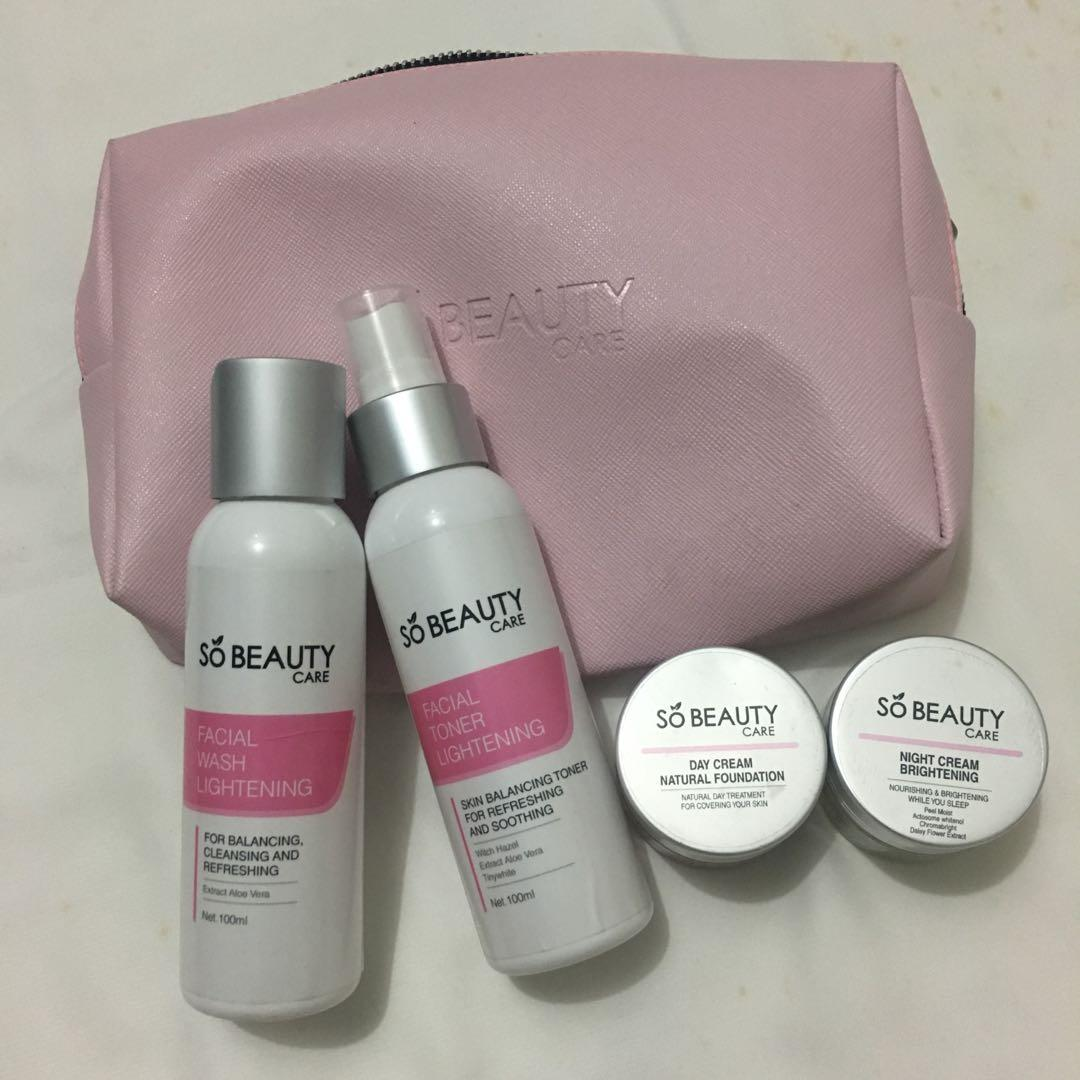 Skincare - So Beauty Care
