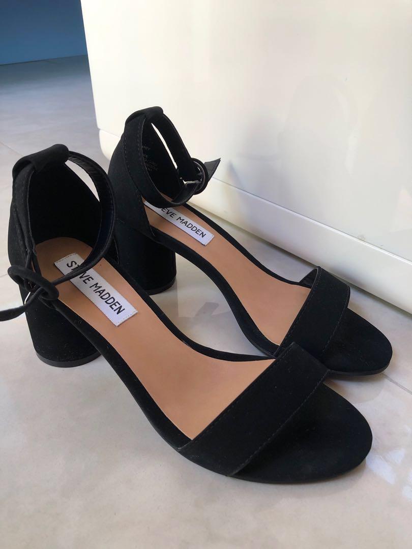 284dc436d4 Steve Madden heels/ Dylann dress sandal, Women's Fashion, Shoes ...