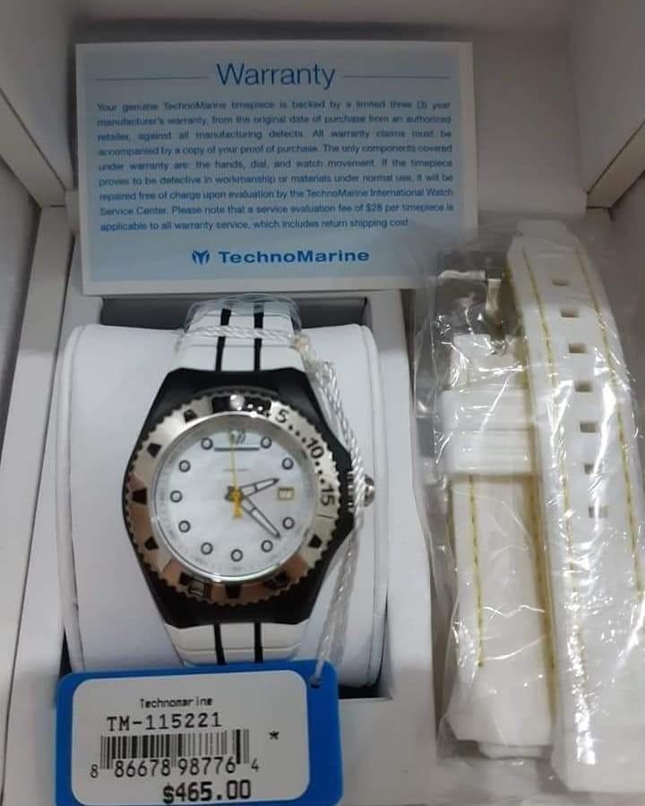 Technomarine orig and brandnew from us on Carousell