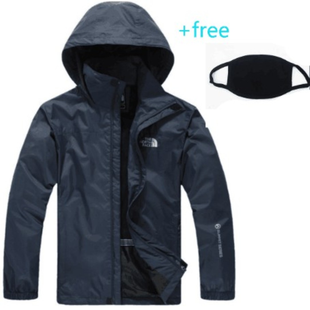 huge discount reasonable price excellent quality THE NORTHFACE WINDBREAKER hoodies S-5XL + Free Mask
