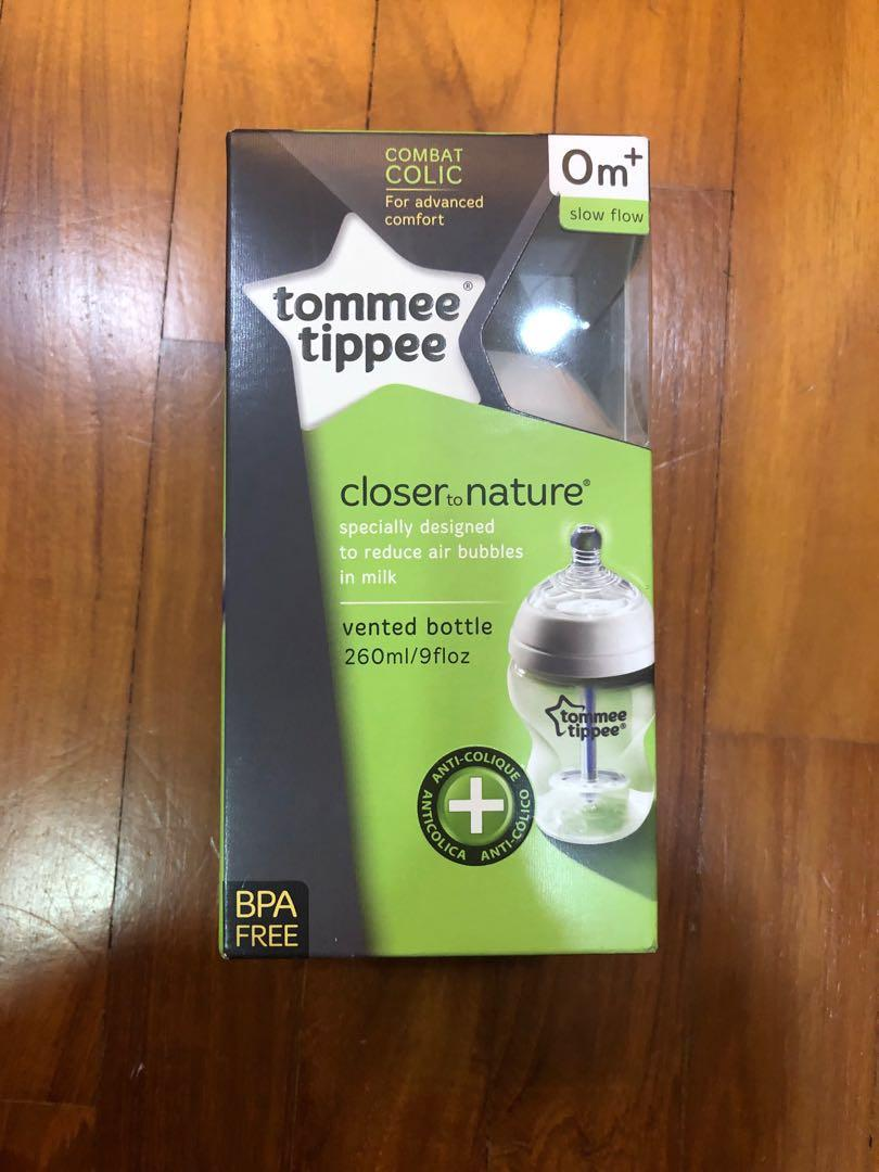 Tommee Tippee Bottle Combat Colic 260 ml