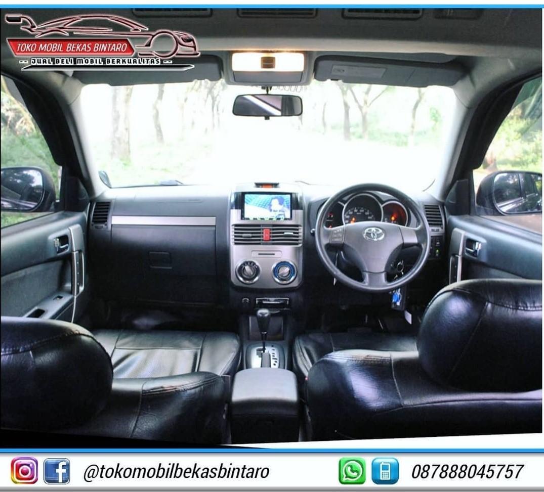 Toyota Rush 1.5 AT S TRD Sportivo 2014 DP 19jt.Kondisi Istimewa Dan Berkualitas
