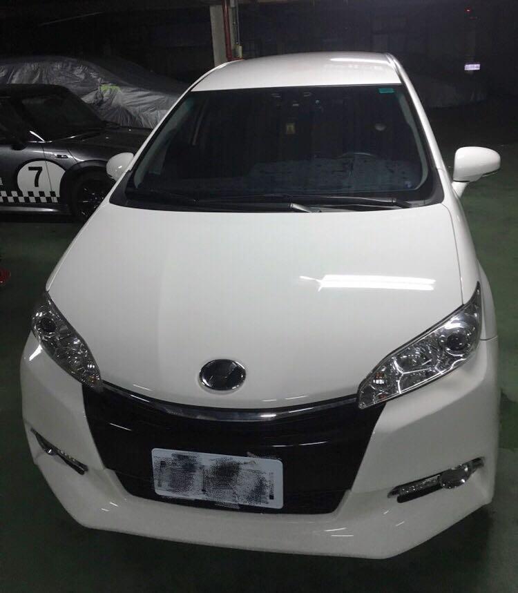 Toyota Wish2.5