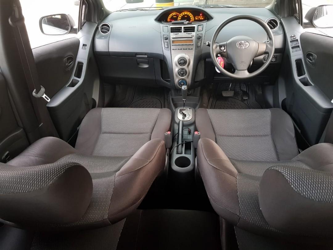 Toyota Yaris S limited 1.5 At 2009 Bayar DP 9.9 jt lsg bawa mobil