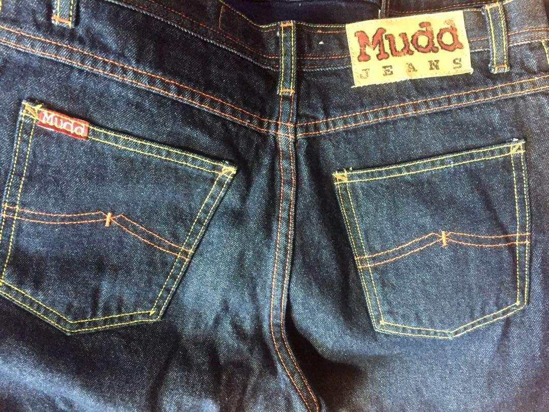 🌸Vintage High-Waisted Mudd Jeans