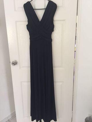 Phase eight navy dress