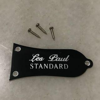 Epiphone Les Paul Standard truss rod cover