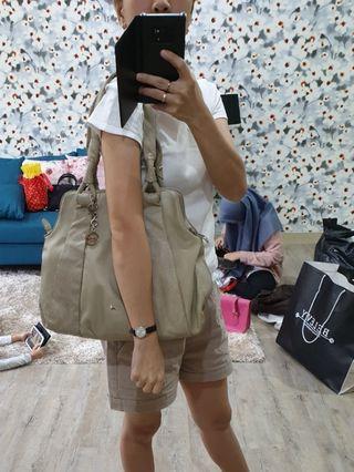 BraunBuffle shoulder bag