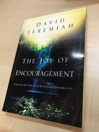 The Joy of Encouragement by David Jeremiah