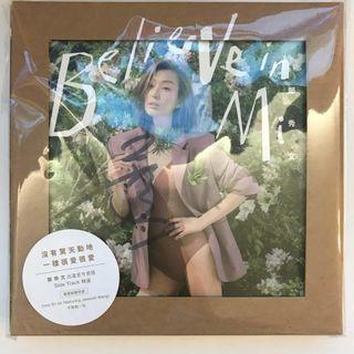 鄭秀文 Sammi Cheng 親筆簽名 Believe in Mi CD 唱片