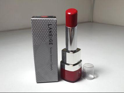 Laneige Serum Intense Lipstick R14 LED Red ( Tester Unit )