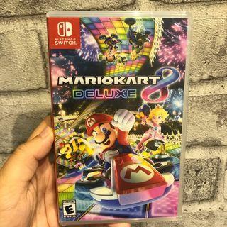 [NEW] Nintendo Switch Game - Mario Kart 8 Deluxe