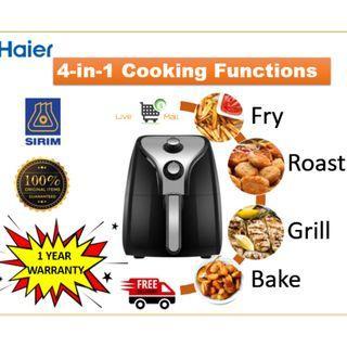 【ORIGINAL】Haier 2.5 L Air Fryer